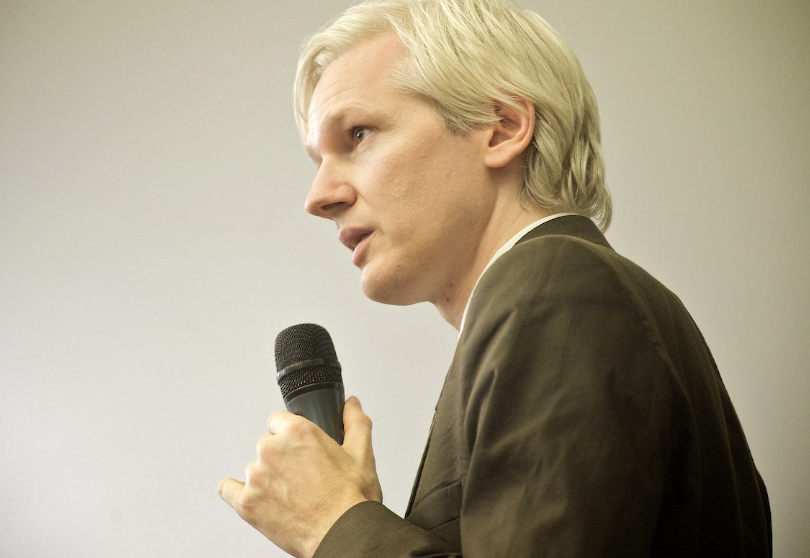 Credit: Centre for Investigative Journalism, taken at the 2010 Summer Conference, London