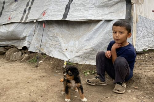 Europe's refugee regime pushes external borders to the limit