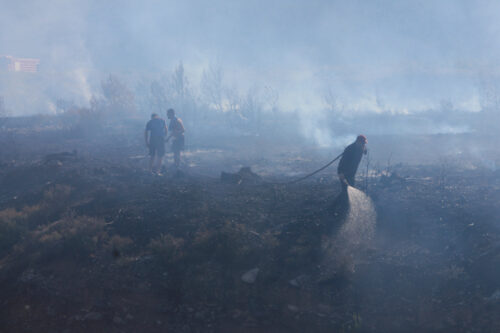 The EU Commission's hubris over the Greek wildfires