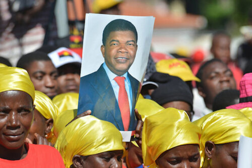An unexpected change is sweeping through Angola