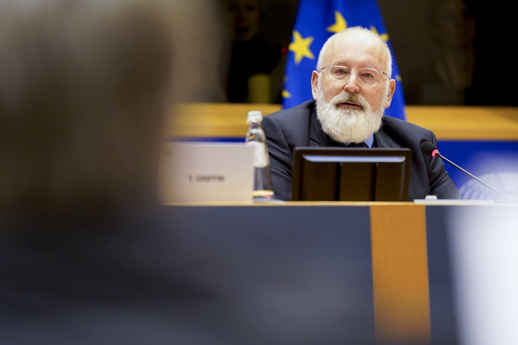 Frans Timmermans, VP of the European Commission