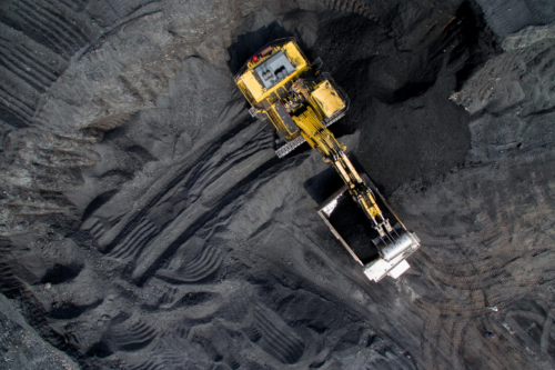 Fossil fuel subsidies for the coal industry