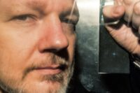 Violation of human rights: Julian Assange on trial